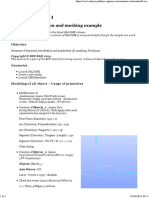 EDF Example 1 — SALOME Platform
