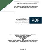 INVASION DEL ESPACIO PÚBLICO EN EL CENTRO DE LA CIUDAD DE VALLEDUPAR.docx