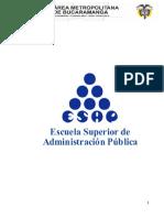 Invasion Del Espacio Público en El Centro de La Ciudad de Valledupar