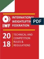 Reglamento iwf