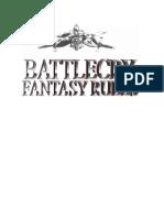 Battlecry Rules