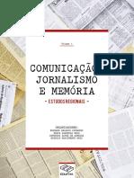 eBook Comunicação Jornalismo e Memóra