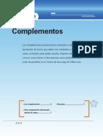 AP- Complementos Excel Solver, Herramientas Vba (1)
