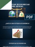 Potencias Economicas Del Mundo