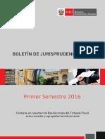 BOLETÍN DE JURISPRUDENCIA FISCAL 2016-01.pdf
