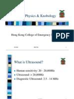 Ultrasound Physics