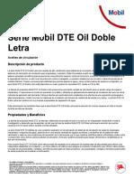 Mobil Delvac DTE Oil Doble Letra