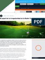 Cómo Apostar en La Ryder Cup _ Apuestas de Golf