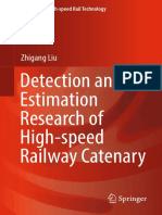 [Advances in High-speed Rail Technology] Zhigang Liu (auth.) - Detection and Estimation Research of High-speed Railway Catenary (2017, Springer Singapore).pdf