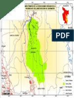 Mapa Tematico de La Cuenca Biabo