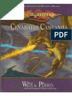 Dragonlance D20 - Cenário de Campanha - Biblioteca Élfica.pdf