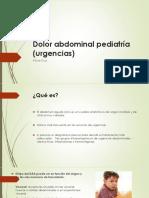 Dolor abdominal pediatría.pptx