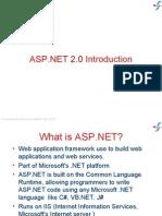 1  ASP Net Introduction