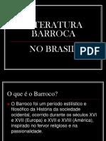 Breve Histórico Do Barroco No Brasil