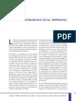 El Enfoque Multistakeholder de La RSC-De La Ambiguedad Conceptual a La Coaccion y Al Intervencionismo