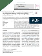 Bautistaexpsito2018 - Individual Contributions of Savinase and Lactobacillus Plantarum to Lentil