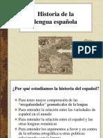2. Historia de la lengua espanola.ppt
