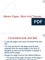 4 MasterPages,SkinsAndThemes
