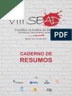 Caderno de resumos VIII SEAD 2017.pdf