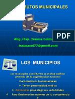 Los Tributos Municipales (3)