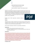 Informe (Fisica III) Equivalente Mecanico de Calor