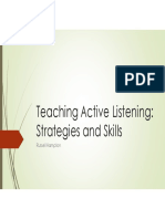 developing listening skills for ell