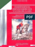 Beluche Olmedo Independencia Hispanoamericana y Lucha de Clases