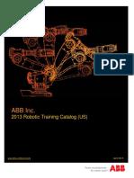 2013 ABB Training Catalog - Robotics rev1.pdf