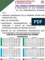TERCERA SESIÓN DEL CONSEJO TÉCNICO ESCOLAR Matemáticas