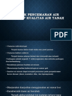 Jurnal Pencemaran Air