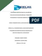 FUNDAMENTOS EPISTEMOLÓGICOS, PEDAGOGICOS, SOCIOCULTURAL.docx