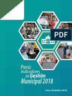 Peru - Indicadores de Gestion Municipal 2018.pdf