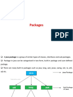 Packages(Packages, Java IO  package (Input and Output streams, Buffered reader and writer), Util Package (Hashtable, Vector, Arrays, Calendar, Gregorian Calendar, Date) ).pptx