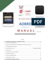 Txt Esolutions Inc. Aobrd Manual 1.09 v18[54145]