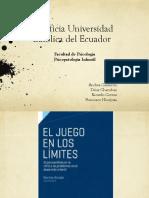 El Juego en los Limites - Bruner.pp.ppt