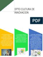CONCEPTO CULTURA DE INNOVACION.pptx