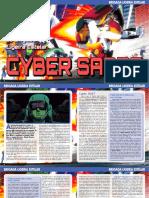 Brigada Ligeira Estelar - Cyber Sabre