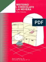 2342-Texto Completo 1 El misterio del chocolate en la nevera - Propuesta didáctica para Educación Primaria.pdf.pdf