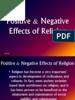 positivenegativeeffectsofreligion