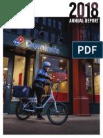 Domino's 2018 Annual Report.pdf