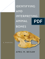 Identifying and Interpreting Animal Bones.pdf