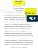 Research Roundtable Sample Paper