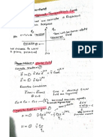 Derivation of Reflection and Transmission coefficient