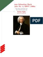 Bach - 1006a (Apke)