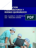 Evaluacion Preoperatoria