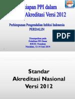 Ppi Dalam Akreditasi Rs Versi 2012