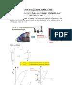 01. Criterios de Fluencia y Fracturas