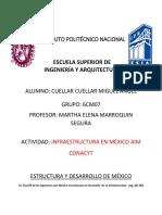 CuellarMiguel Actividad 3.3-6CM07 Infraestructura en México_AIM_CONACyT.docx
