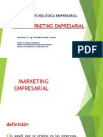 7. El Marketing Empresarial