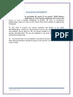 Multi Purpose Machine Project Document 2